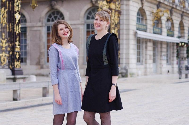 Robe Lola - RDC - Melanie et Julie 1
