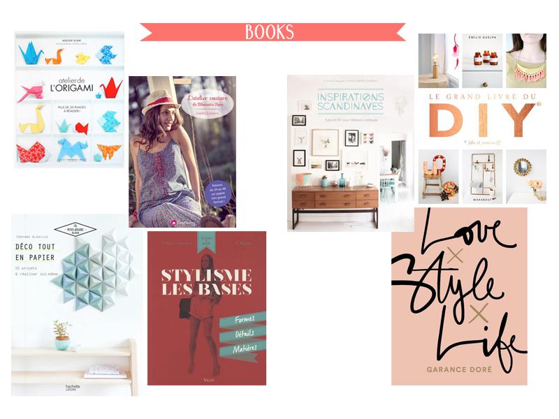 livres wishlist