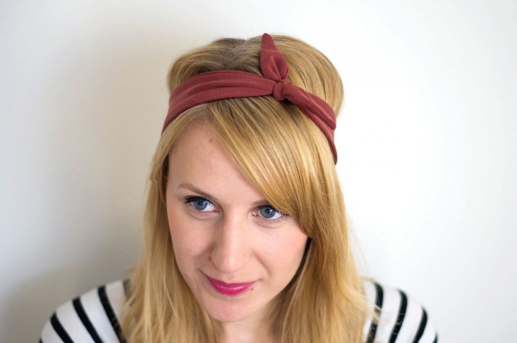 diy-headband-red