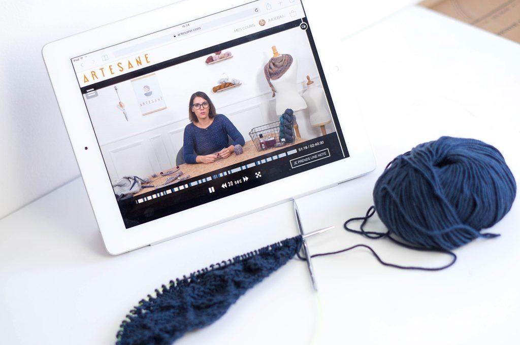 tricoter-un-chale-artesane
