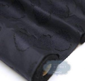 Tissus-Japonais-jacquard-de-coton-couleur-bleu-marine-510x333