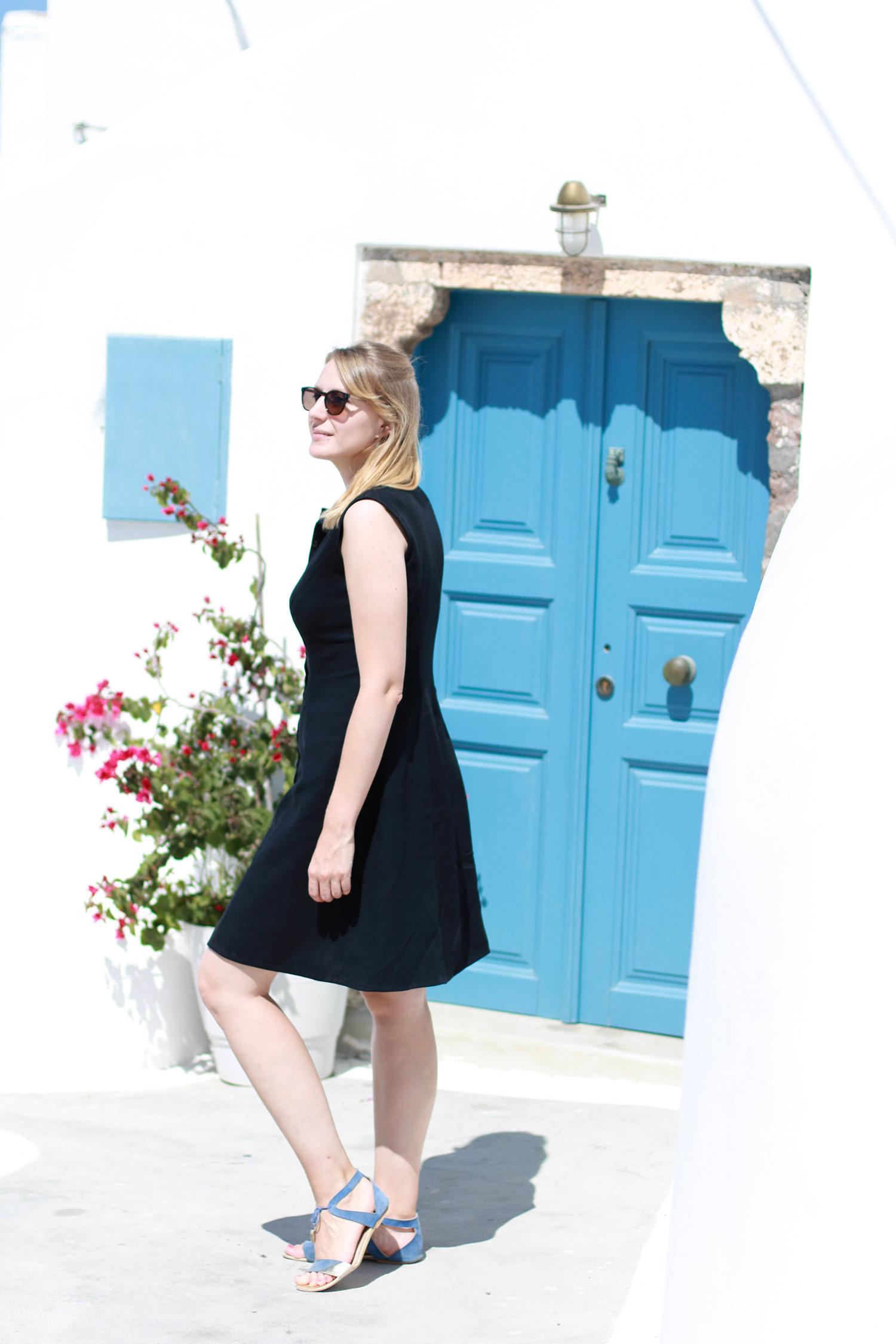Populaire Bleuet dans les Cyclades - Atelier Svila GD47