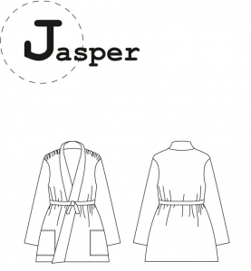veste Jasper ready to sew