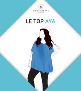top Aya Couturette patron