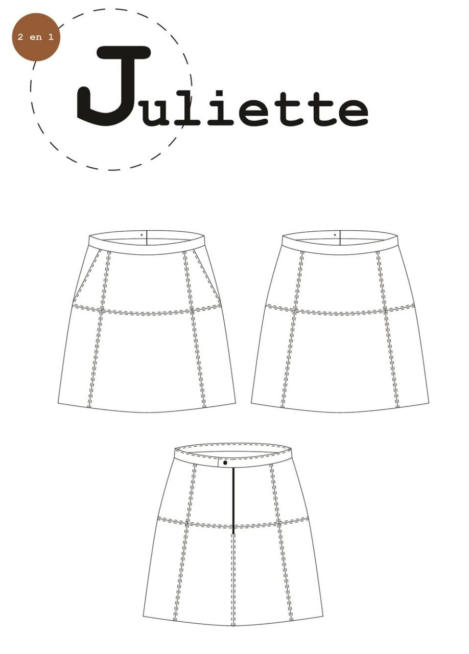 jupe juliette ready to sew