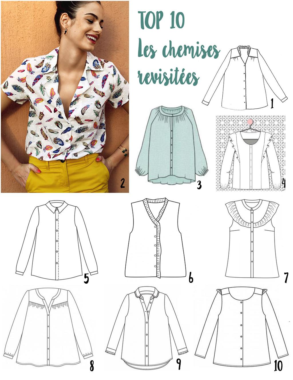 TOP-10-chemises