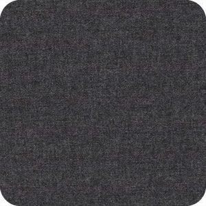 flanelle-de-coton-gris-fonce