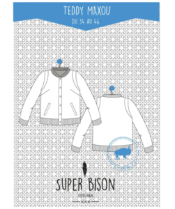 maxou teddy Super Bison
