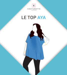 top Aya Couturette patron