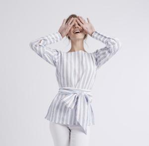 Coralie Bijasson blouse Emma