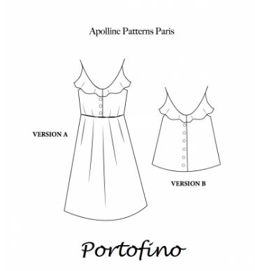 APOLLINE PATTERNS - Portofino