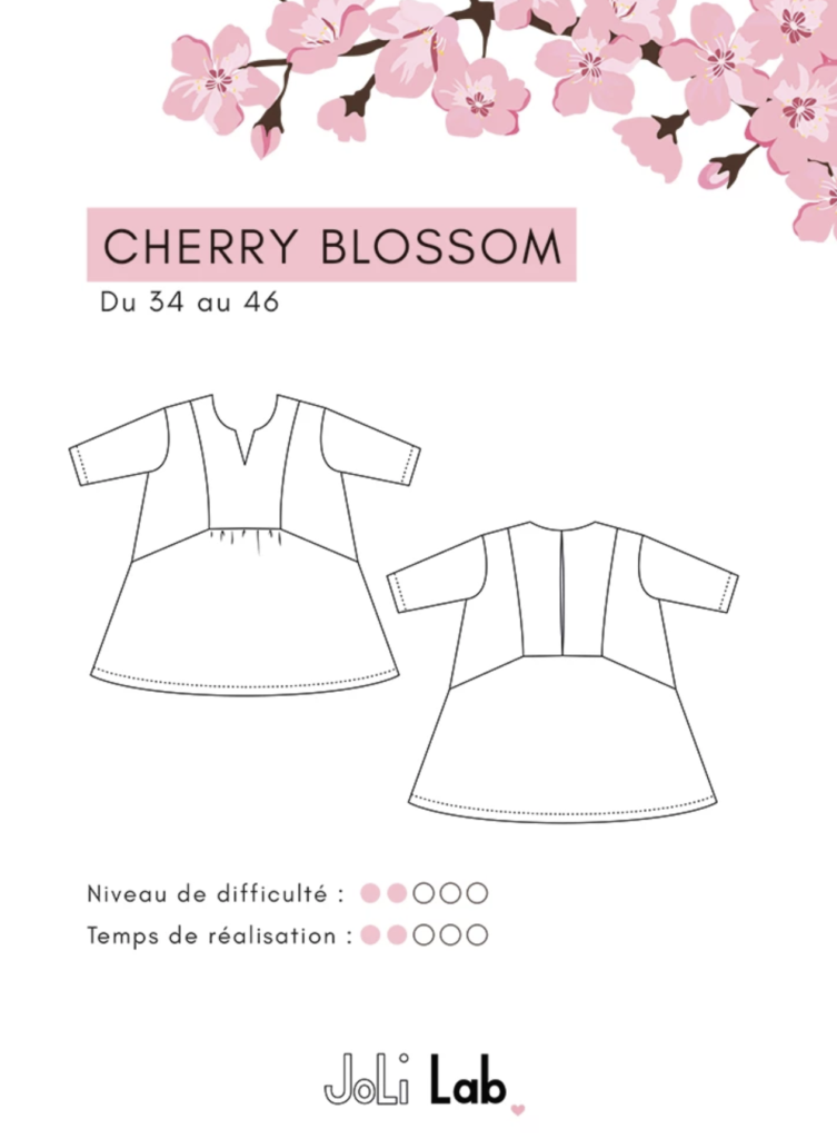 JOLI LAB - Kit Cherry Blossom