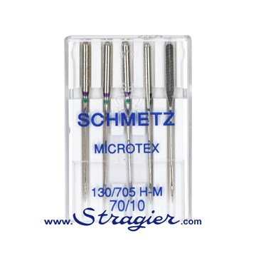 STRAGIER - aiguilles microtex