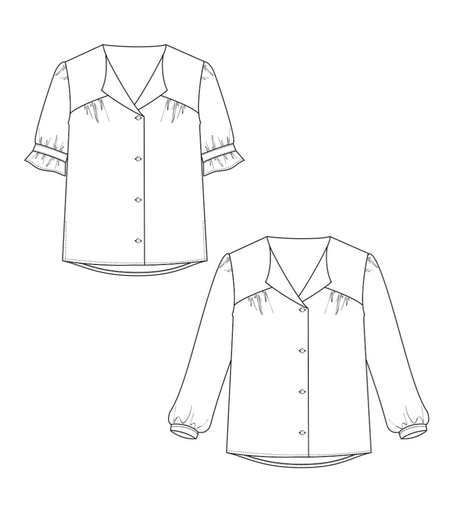 chemise dorothie