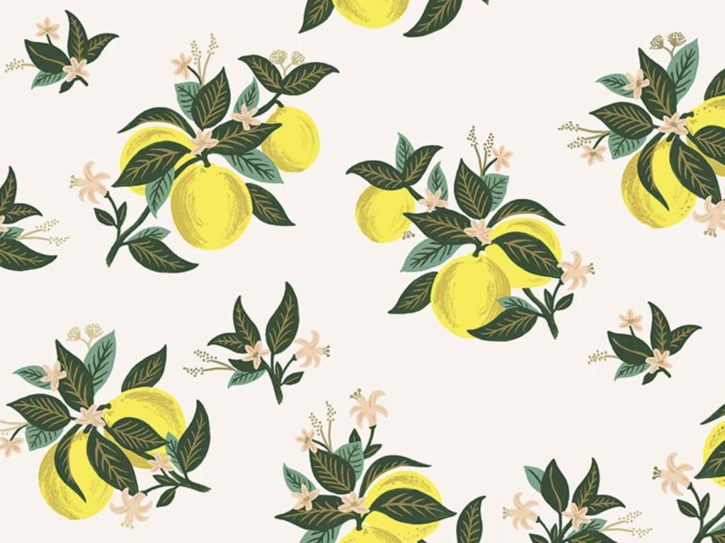 rifle paper co citrus